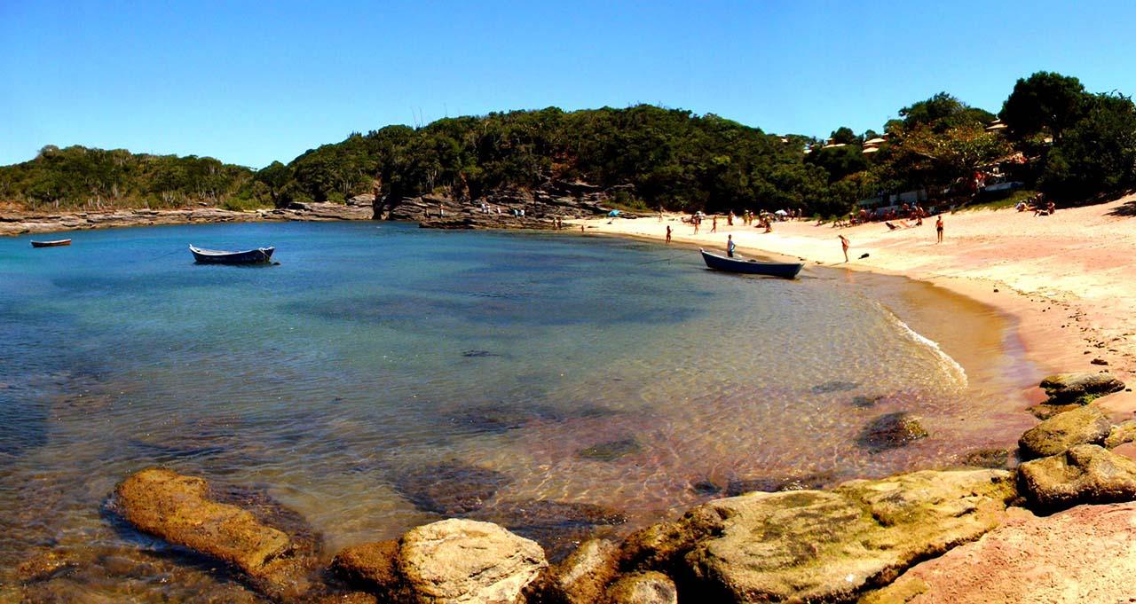 Praia do Forno - Búzios