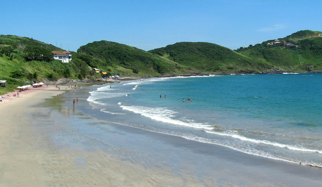 Praia da Ferradura - Búzios