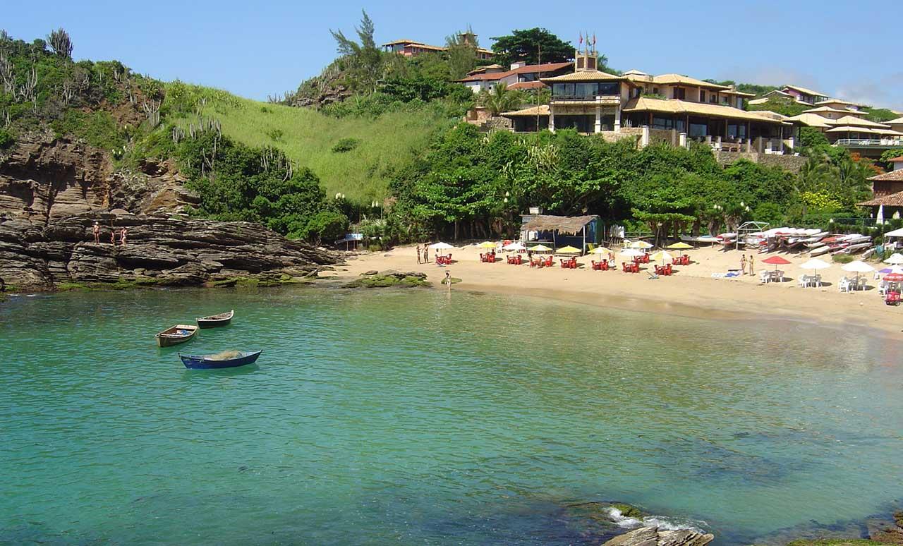 Praia Ferradurinha - Búzios
