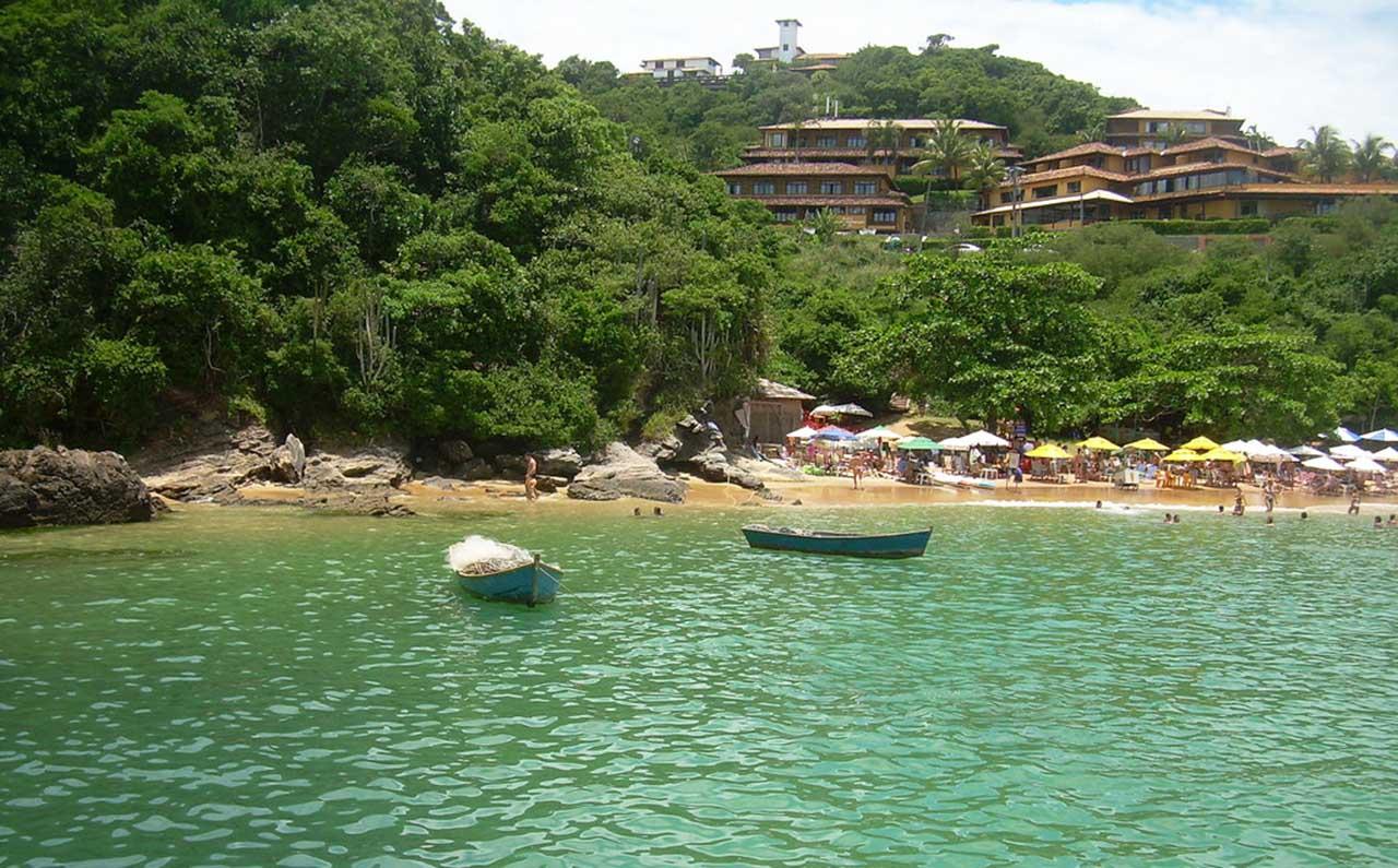 Praia João Fernandinho - Búzios