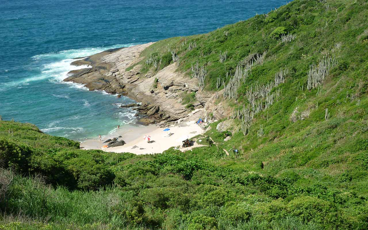 Praia Olho de Boi - Búzios