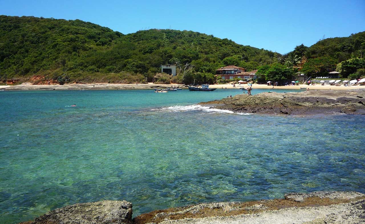 Praia Tartaruga - Búzios