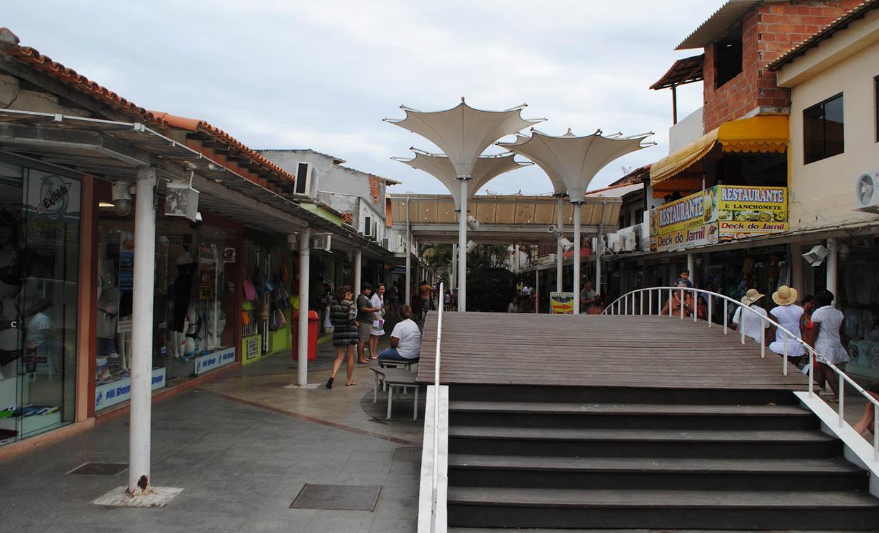 Rua dos Biquínis - Cabo Frio