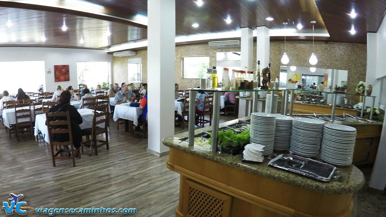 Restaurante do Hotel Balneário