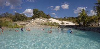 Rio Quente - Maior rio de água quente do mundo