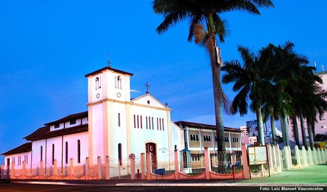 Igreja matriz de Caldas Novas