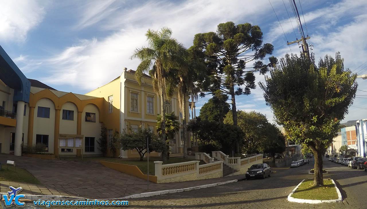 Prédio da prefeitura de Garibaldi