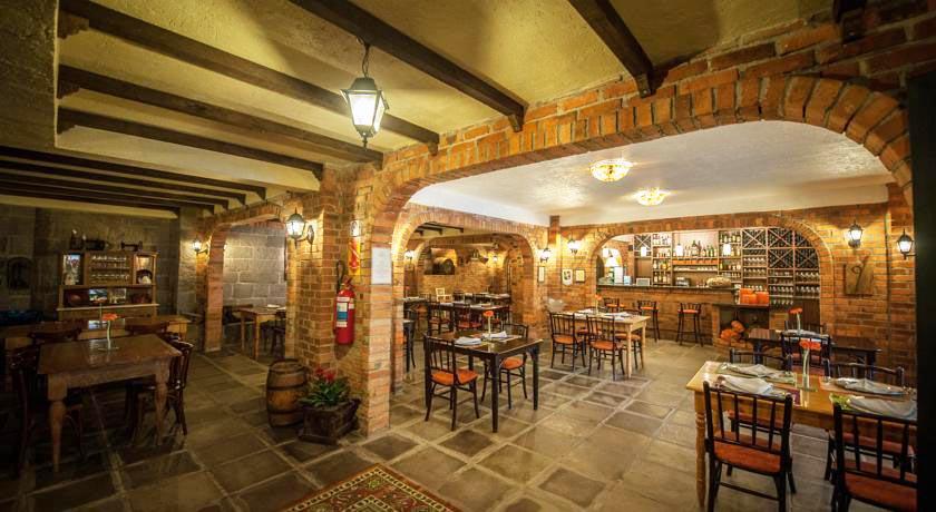 Restaurante do Farina Park Hotel