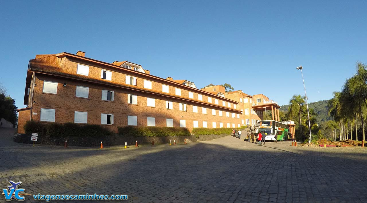 Fachada do Farina Park Hotel