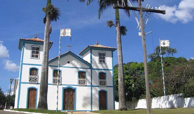 Igreja Nosso Senhor do Bonfim - Pirenópolis