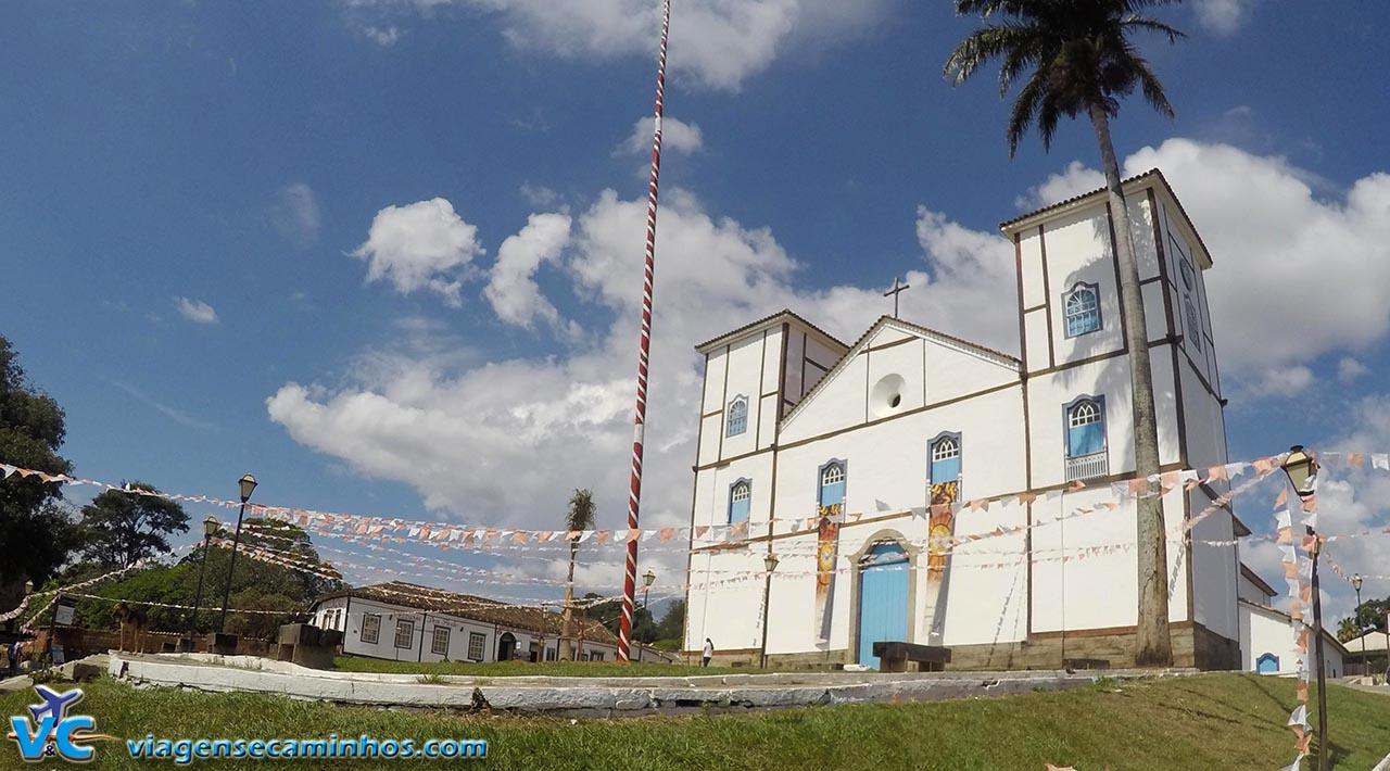 Igreja Nossa Senhora do Rosário - Pirenópolis