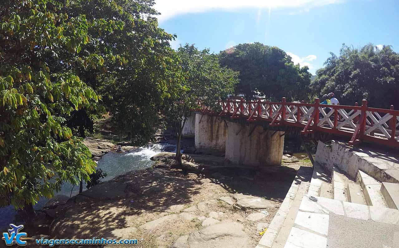 Ponte Rio das Almas - Pirenópolis