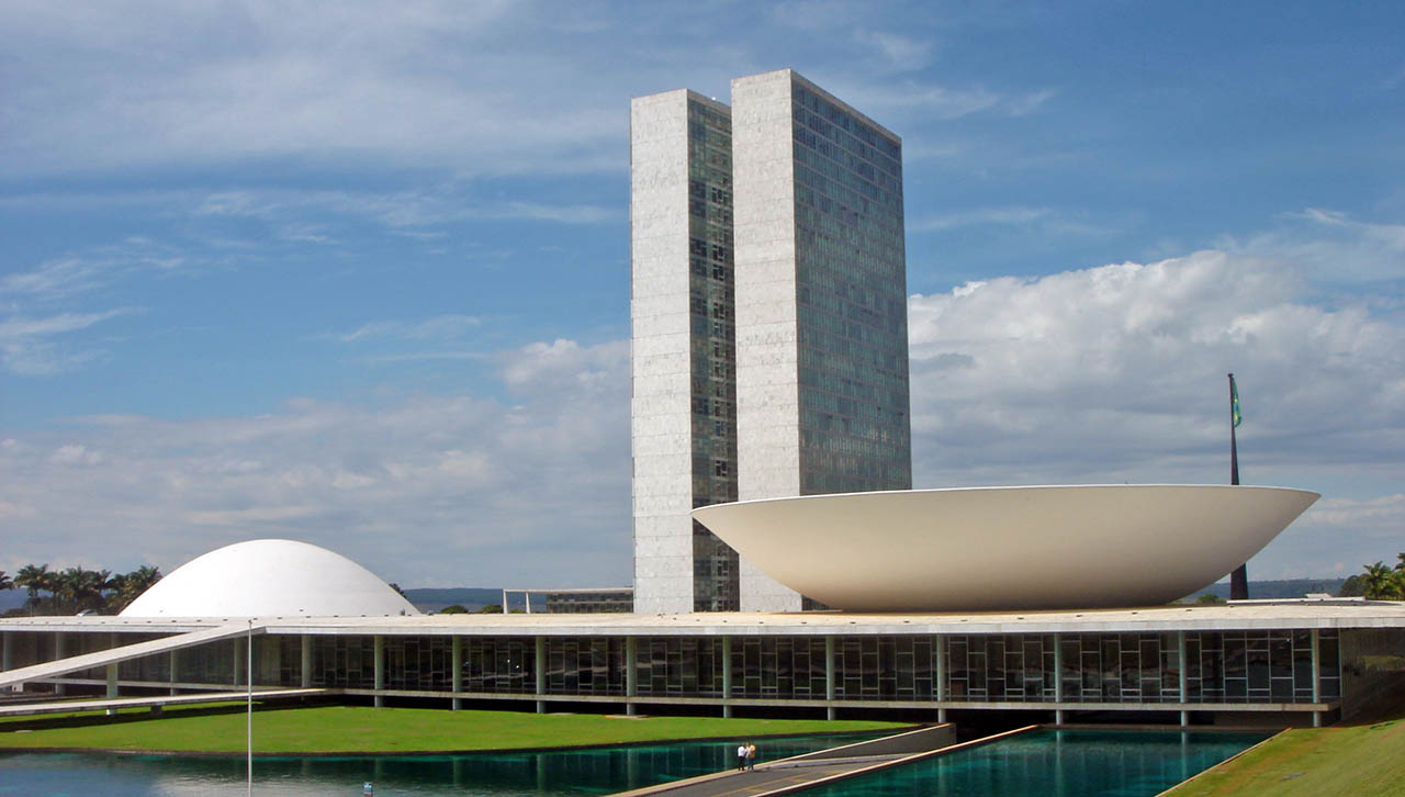 Brasília - Congresso Nacional