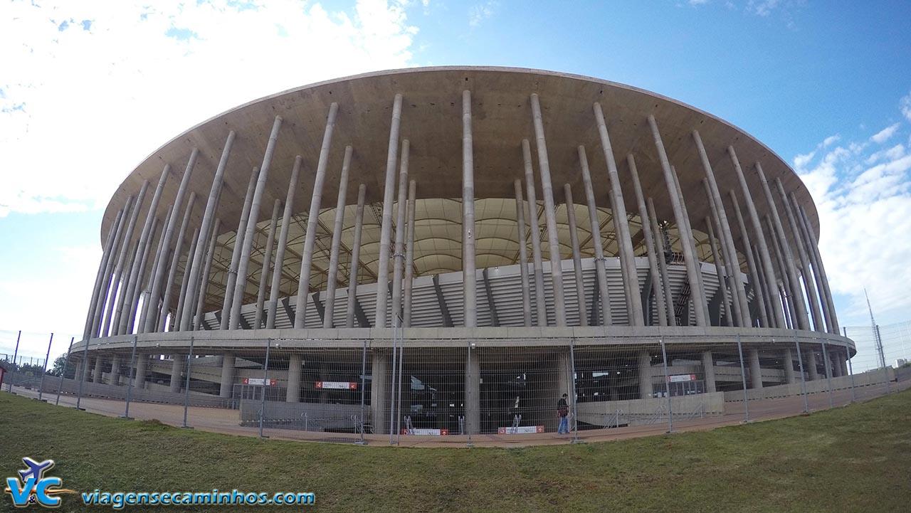 Estádio Nacional de Brasília (Mané Garrincha)