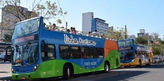 Linha turismo - Porto Alegre