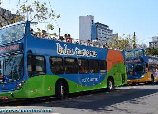 Linha turismo Porto Alegre