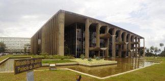 Palácio da Justiça - Brasília
