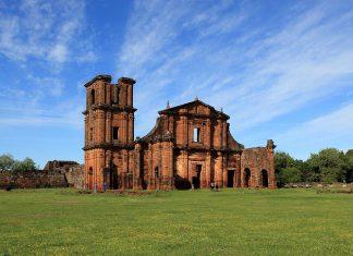 Ruínas de São Miguel - Rio Grande do Sul