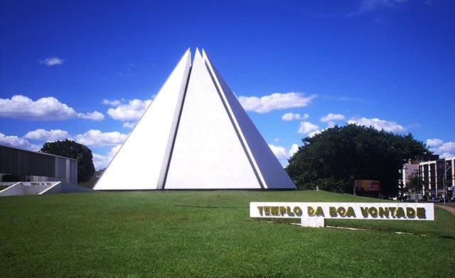 Templo da Boa Vontade - Brasília
