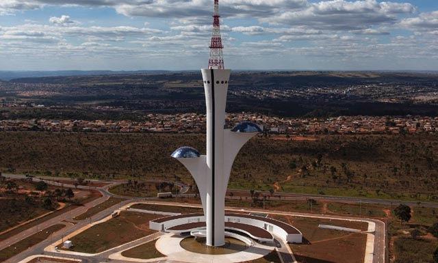 Torre TV Digital de Brasília