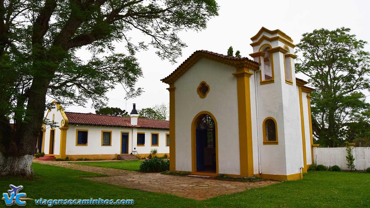 Capela da Fazenda do Socorro