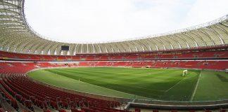 Estádio Beira Rio - Visita Colorada
