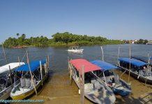 Rio Preguiças - Barreirinhas - Maranhão