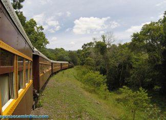 Trem das Termas - Piratuba a Marcelino Ramos