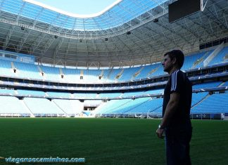 Arena do Grêmio - Porto Alegre