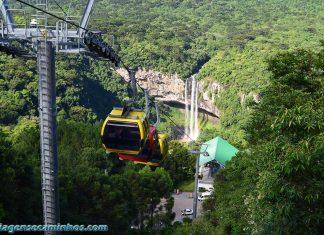 Bondinhos Aéreos Parque da Serra - Canela