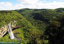 Cascata do Caracol - Canela