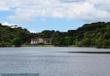 Lago São Bernardo e Hotel Cavalinho Branco