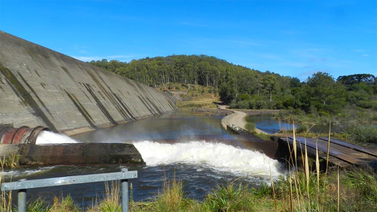 Barragem do Blang