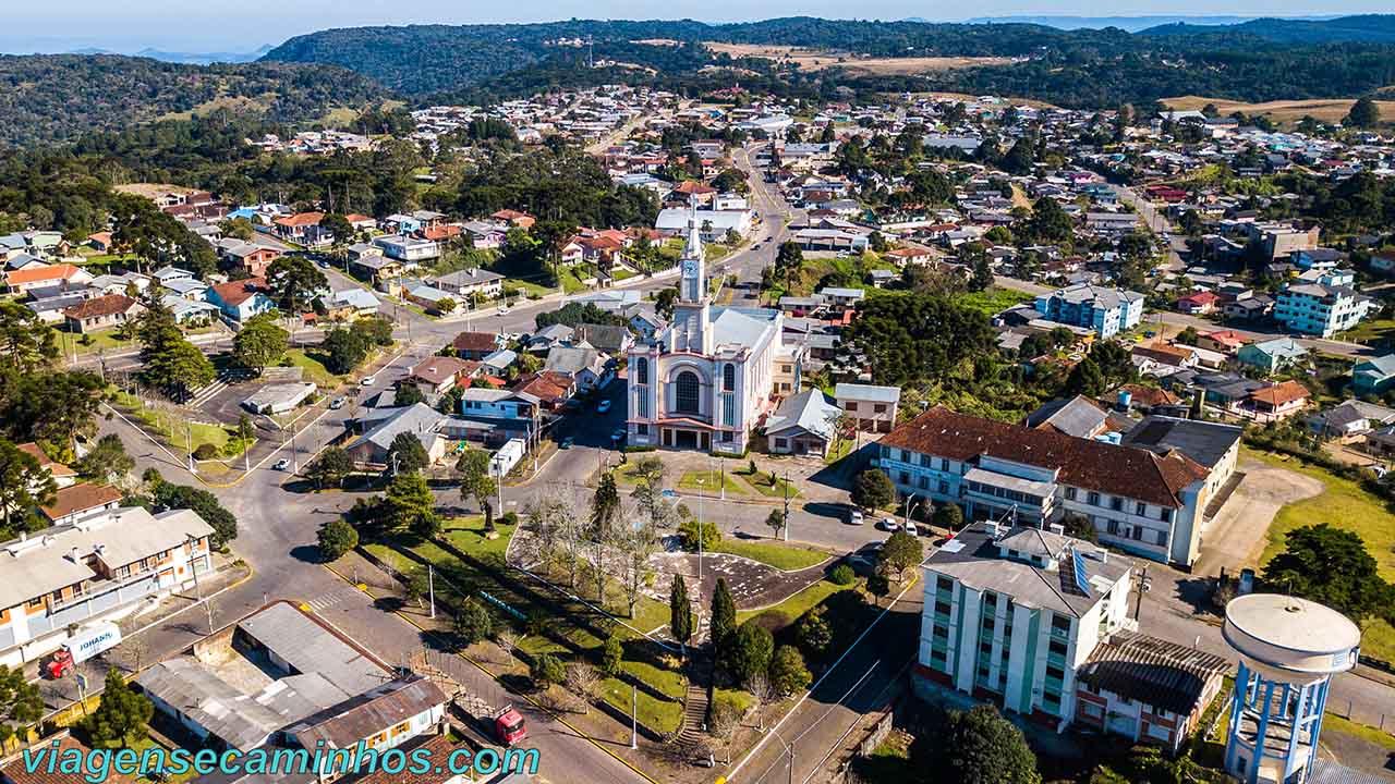 Igreja matriz de São Francisco de Paula