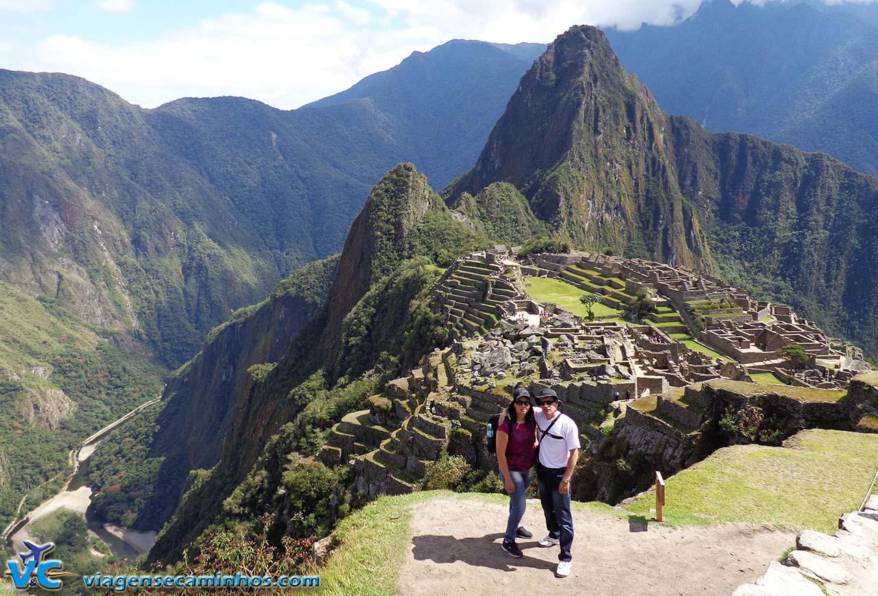 Viagens e Caminhos - Machu Pichu