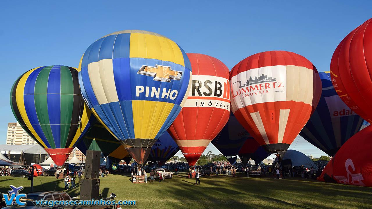 Festival de Balonismo de Torres