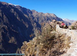Viagem ao Peru - Cânion Colca