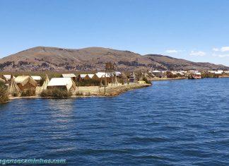 Viagem ao Peru - Lago Titicaca