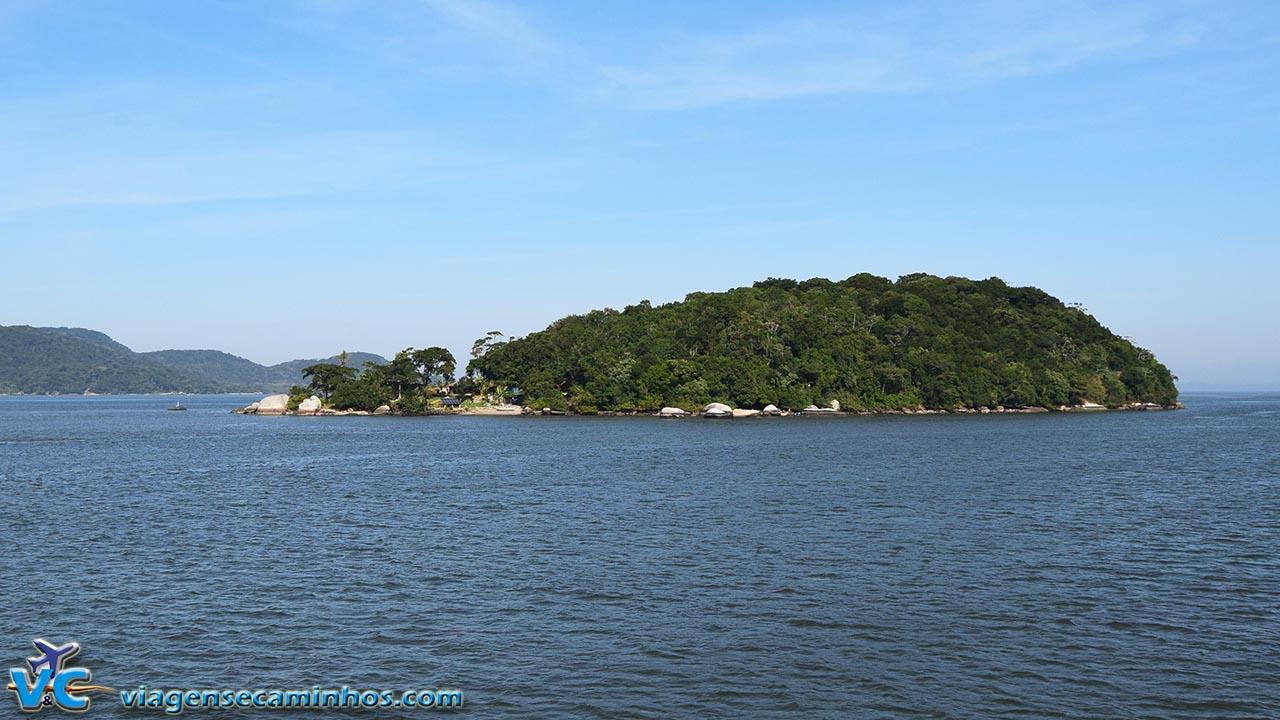 Baía de Bapitonga - São Francisco do Sul