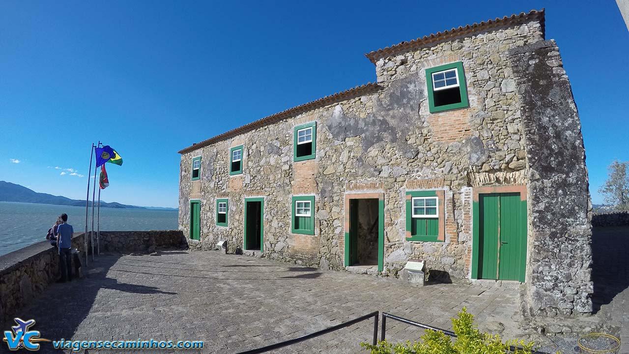 Fortaleza São José da Ponta Grossa - Florianópolis