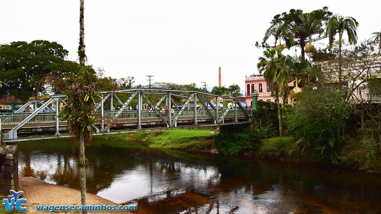 Ponte Velha - Morretes
