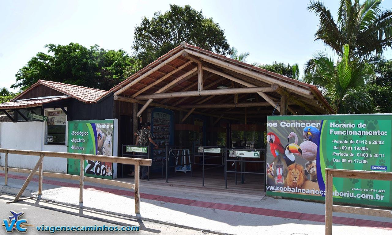 Como chegar no Zoo de Balneário Camboriú