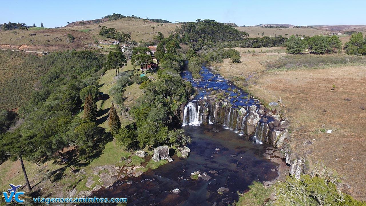 Cachoeira Princesa dos Campos - Jaquirana
