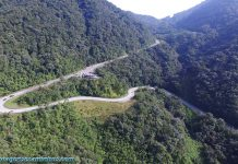 Estrada Serra Dona Francisca
