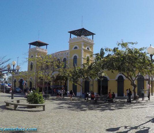 Roteiro pelo Centro histórico de Florianópolis