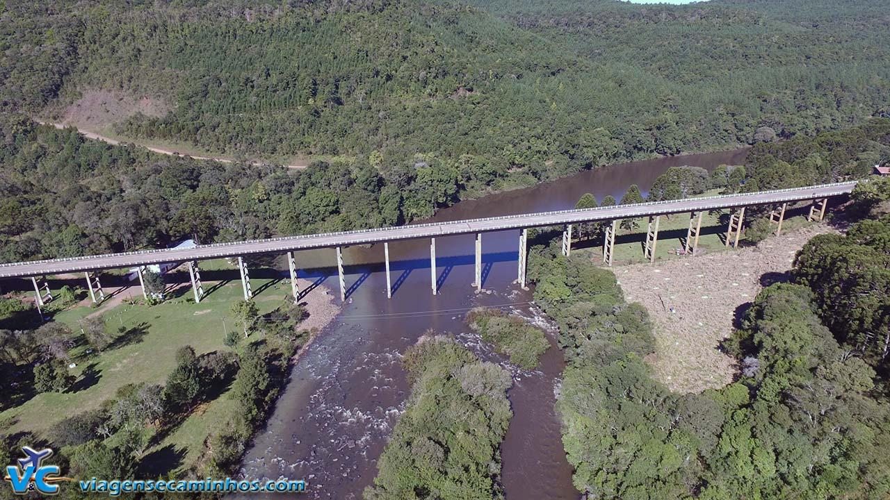 Ponte do Rio das Antas - Bom Jesus