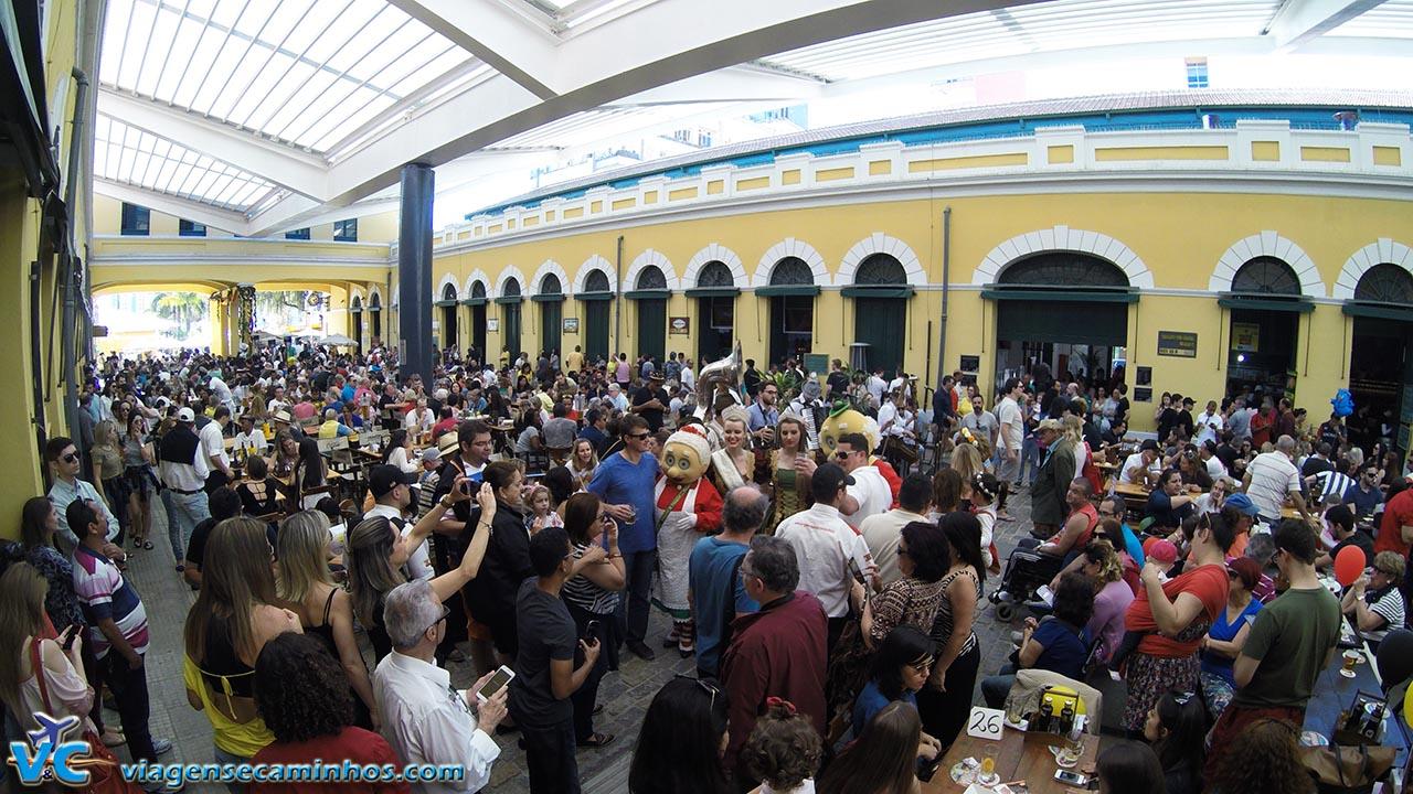 Restaurantes do Mercado Público de Florianópolis