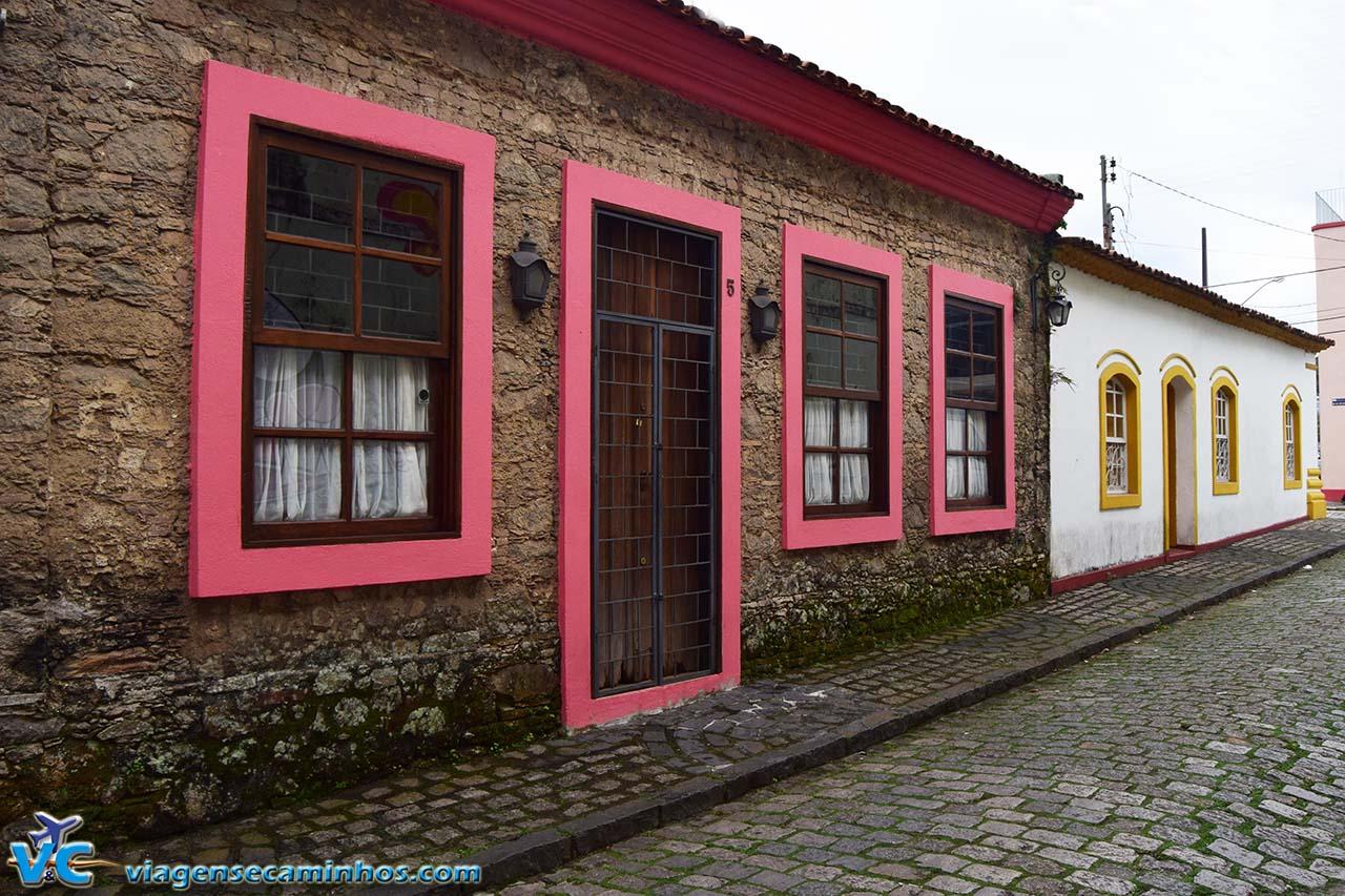 Antonina - Centro histórico