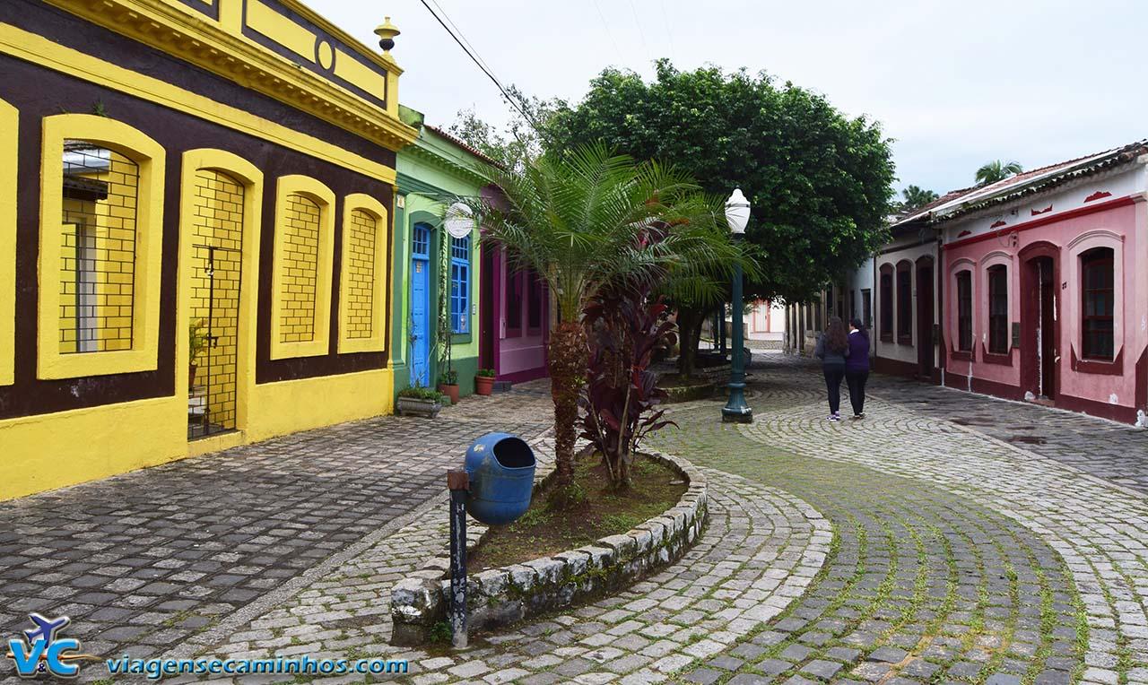 Centro histórico de Antonina