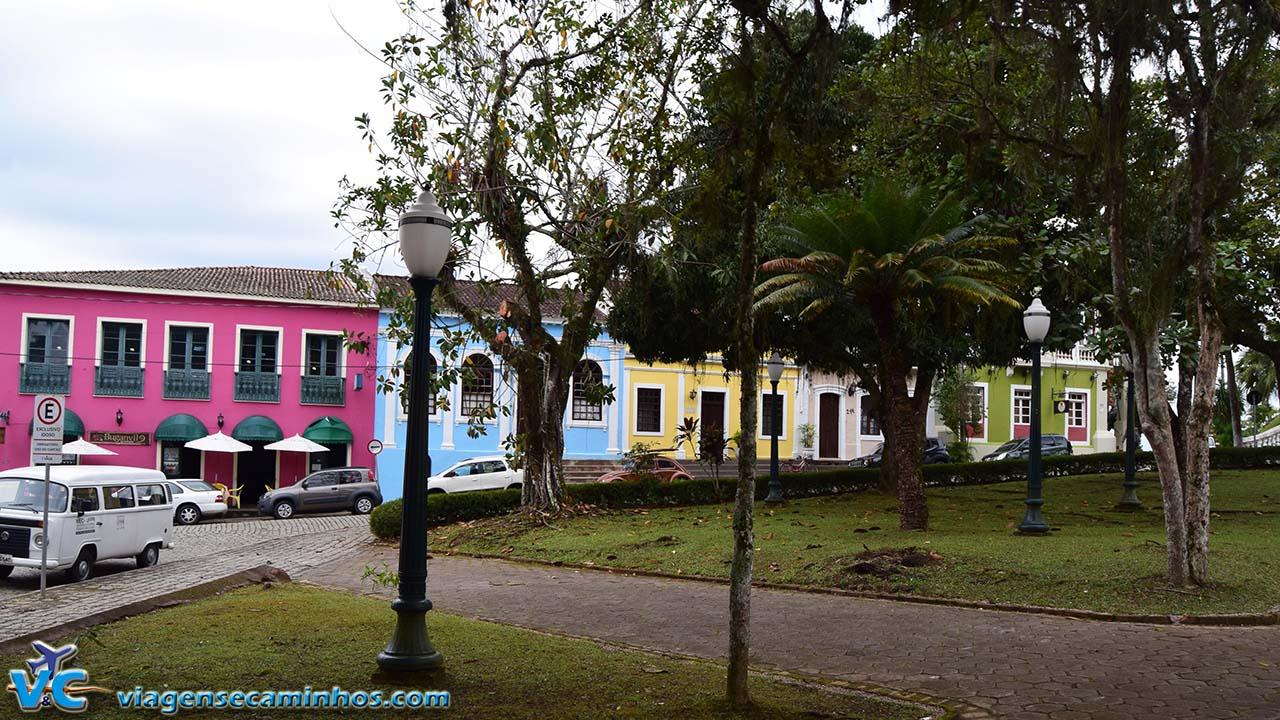Antonina - Praça Coronel Macedo